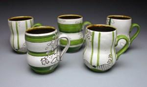 Ben Carter Mugs