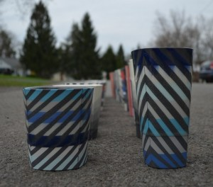Peter Pincus Cups Outside