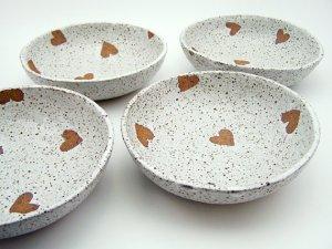 Susan Simonini Heart Bowls