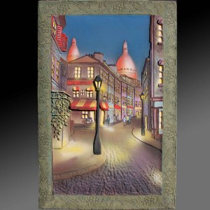 Patrick Noe Montmartre Night