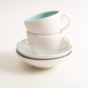 Linda Bloomfield Cups and Bowls