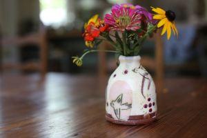 Maria Dondero Flower Vase