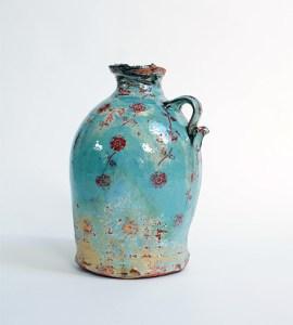 Chris Taylor Blue Cider Jar