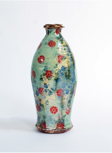 Chris Taylor  Green Vase