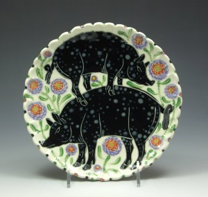 Sue Tirrell Black Pigs Lunch