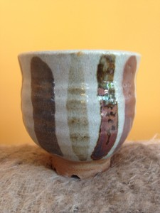 An Early Cup Made by Jennica When She Was a Child