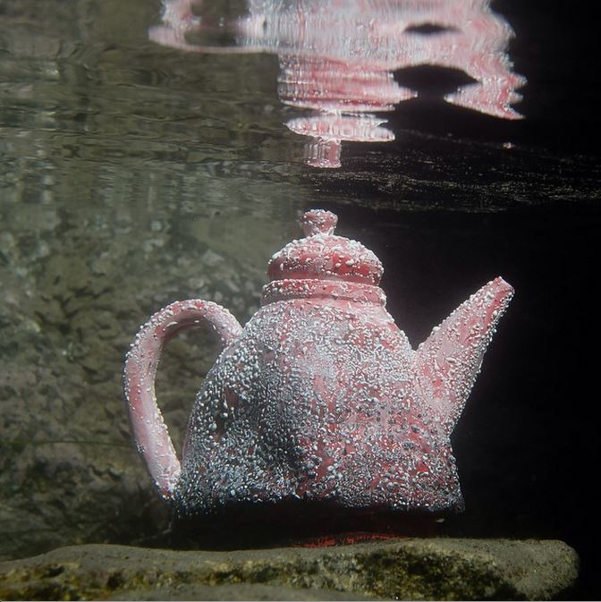 Patrick Johnston Tide Pool Teapot