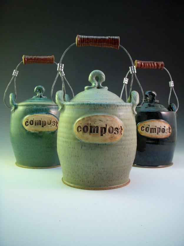 Jeremy Ogusky Compost Pots