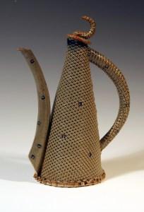 Larry Elardo Stoneware Teapot