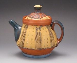 Amy Sanders teapot