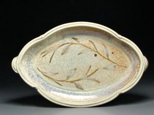 Richard Hensley Large Oval Platter
