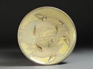 Richard Hensley Seto Yellow Plate