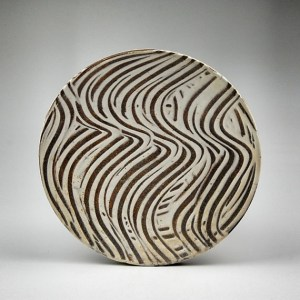 Michael Kline Swirly Plate