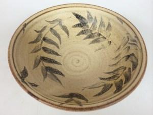 Nancy Gallagher fern bowl