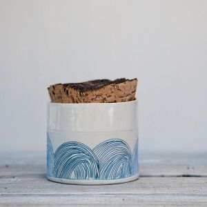 Linda Fahey Corked Jar