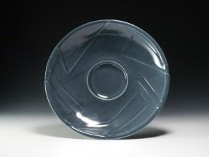 Steve Kelly Blue plate