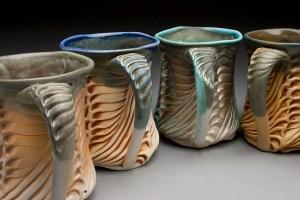 Lora Rust Cups 2 Detail 1