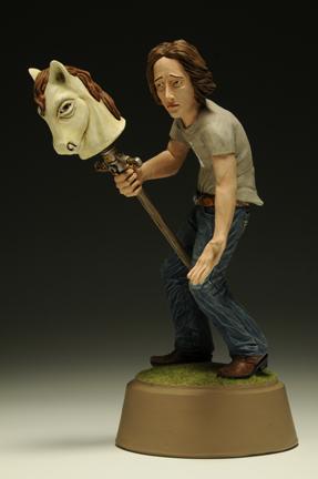 Derek Reeverts High Horse