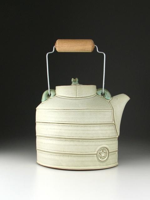 Sarah Pike Star Teapot