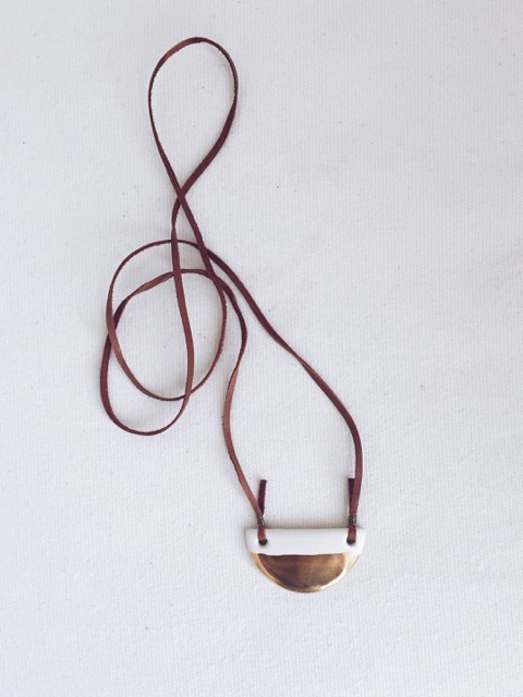 Anna Eaves Necklace