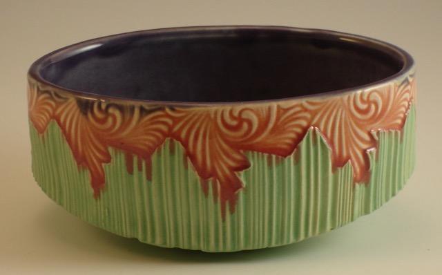 Annie Chrietzberg small oval bowl