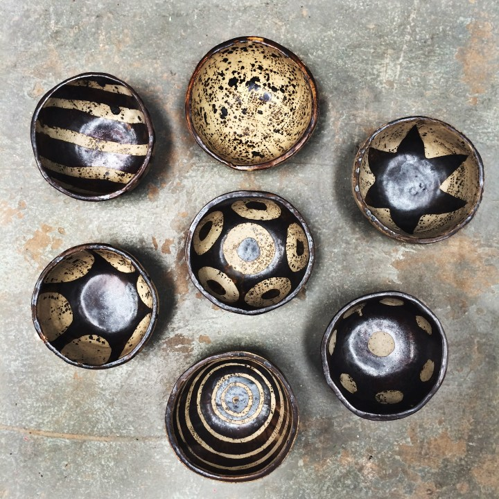 Melissa Weiss Seven Bowls