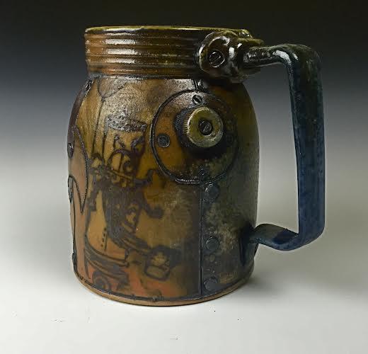 Tim See Jar Mug