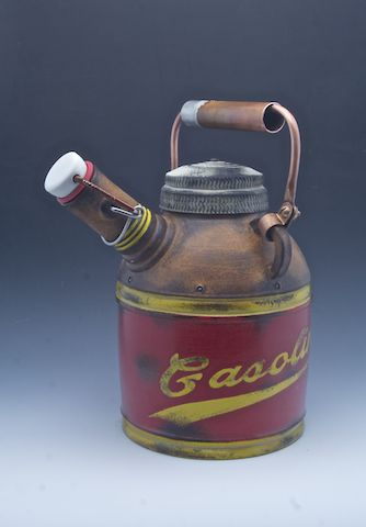 Tim Carlburg 2 Gas Can