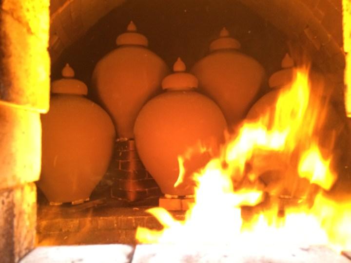 Daniel Johnston Pots In Fire