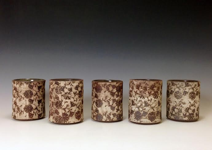 Forest Lesch Middleton 5 Yunomi Cups