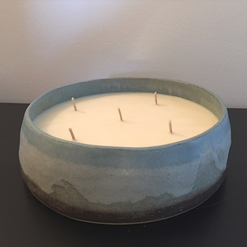 Stine Dulong Soy Candle Holder