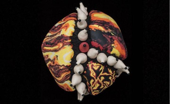 Ceramic Showcase 2016 Sol Zimmerdahl Photplasmaic Being