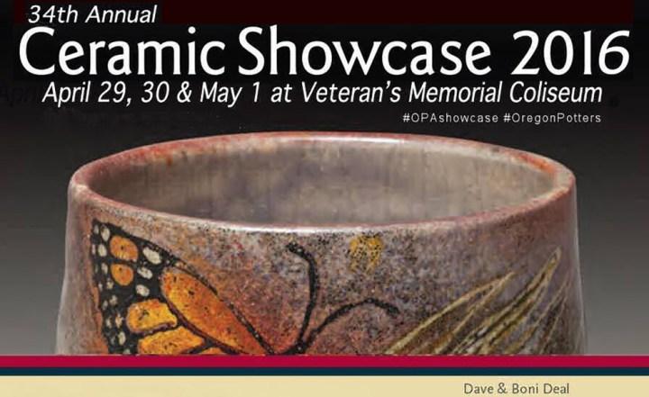 Ceramic Showcase 2016