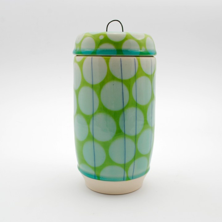 Rachel Donner green-jar