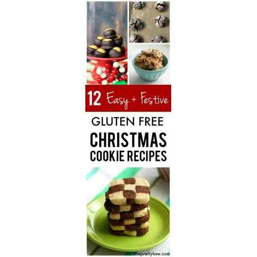 Medium Crop Of Gluten Free Christmas Cookies