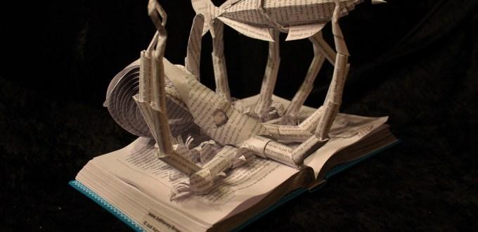 jodi harvey-brown book sculpture 14