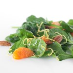 Spinach Mandarin Orange Salad - www.ThePrimalDesire.com