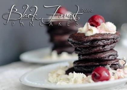 Paleo Black Forest Pancakes - http://wp.me/p4Aygm-1MO