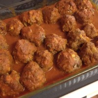 Creamy Curry Meatballs