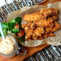 Pickle-Brined Fried Chicken