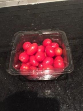 cherry tomatoes for healthy pesto