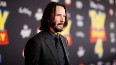 Keanu Reeves is in shock over the internet's obsession ...
