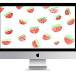 Printed \\ Watermelon Wallpaper Download