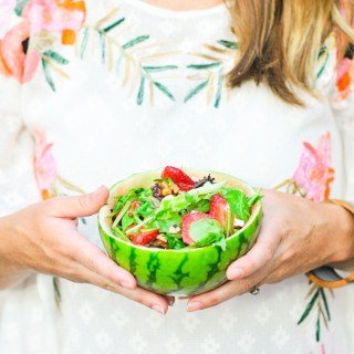 Healthy Summertime Salads To Keep You Happy & Satisfied