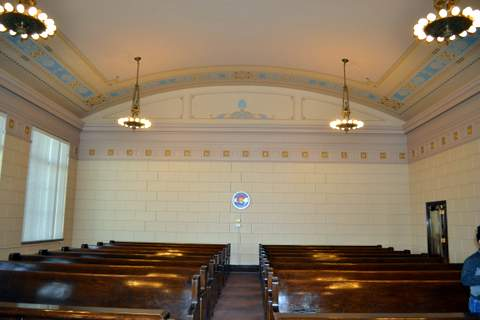 New County Courtroom