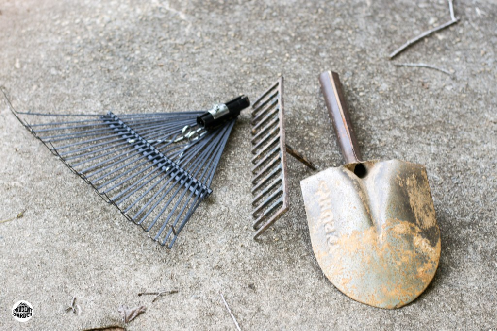 Replacing Handles on Garden Tools Part II