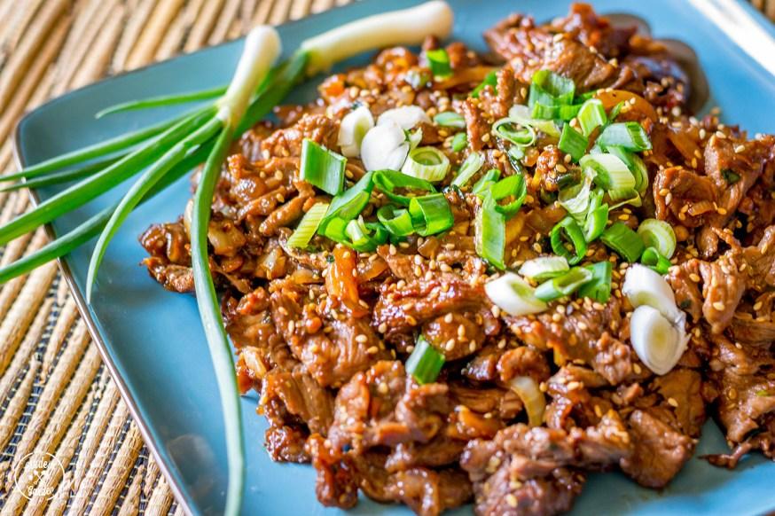 Korean BBQ: Make Bulgogi at Home