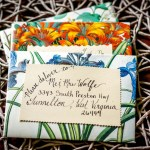 DIY Botanical Print Envelope