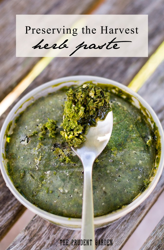 Herb Paste