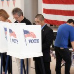 Election Day: Grief, Anger and Voting Irregularities